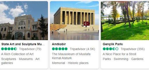 Turkey Ankara Tourist Attractions 2