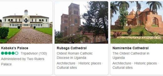 Uganda Kampala Tourist Attractions 2