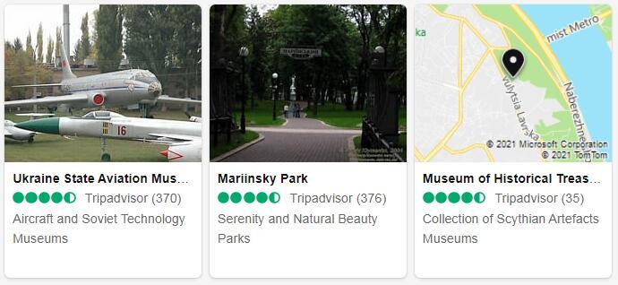 Ukraine Kiev Tourist Attractions 2