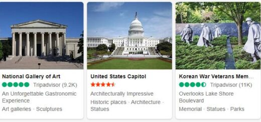 United States Washington D.C. Tourist Attractions 2