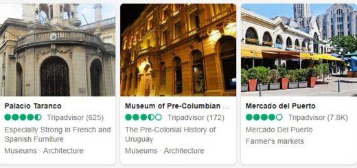 Uruguay Montevideo Tourist Attractions 2