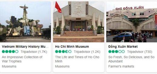 Vietnam Hanoi Tourist Attractions 2