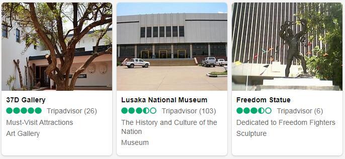 Zambia Lusaka Tourist Attractions 2