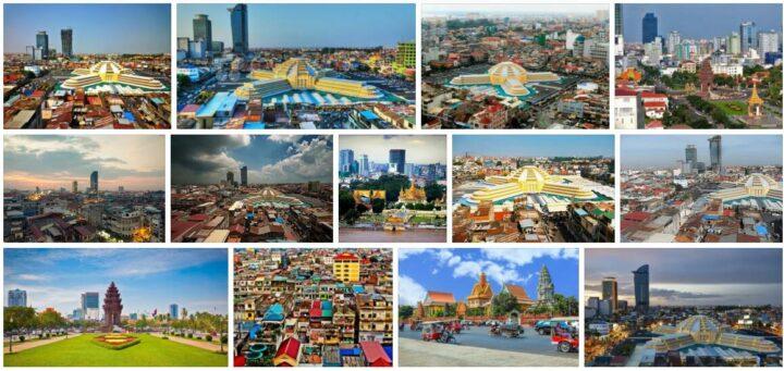 Cambodia capital market