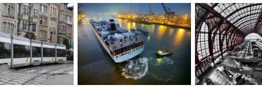 Antwerp, Belgium Transportation